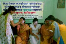 Free training in beauty parlor business under the training of Janjgir Champa