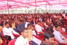 Chattishgarh- General people attending workshop